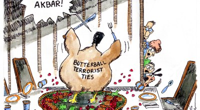 Your Thanksgiving turkey may have ties to terrorism