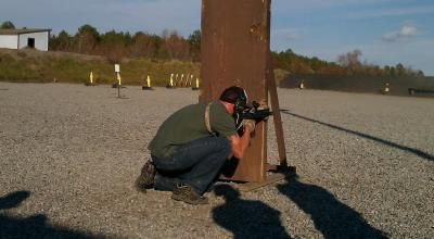 Stress shooting: Training for 'time is life' scenarios