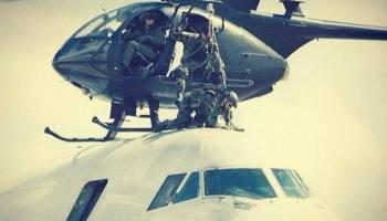 Delta Force aircraft take downs!