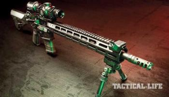 Grey Ghost Specter Light: The Gunfighter's Rifle