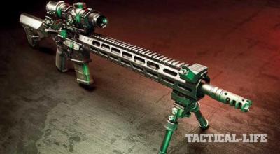 Grey Ghost Specter Light: The Gunfighter's Rifle