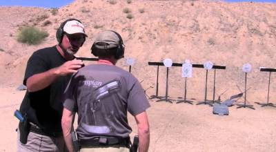Watch: 3 Secrets To Great Shooting | Rob Leatham