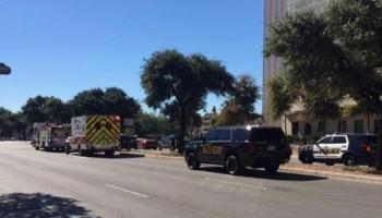 San Antonio police officer fatally shot in head in police car near headquarters