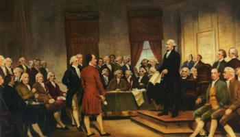 The second American revolution: What our constitution says about today's America