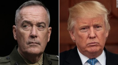 Joint Chiefs prep military strategy plans for Trump and top commanders