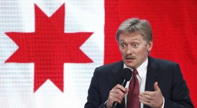 Kremlin spokesman vows retaliation against U.S. sanctions