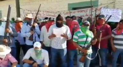 Mexican vigilantes have kidnapped a kidnapper's mother, now offering a prisoner exchange