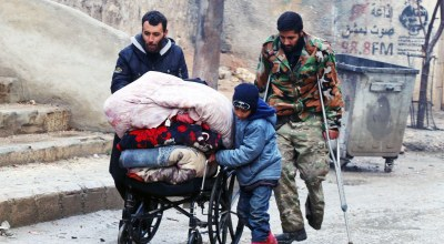 Syrian civilians massacred, evil triumphing as the world watches and turns away