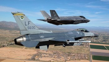 Watch: F-35 Air Force Pilot Compared to the Lightning II vs F-16, F-22 and A-10