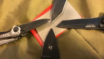 DMT Dia-Sharp Credit Card Knife Sharpener
