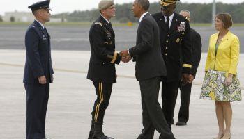 Obama celebrates counter-terrorism achievments, pushes back against Trump proposals