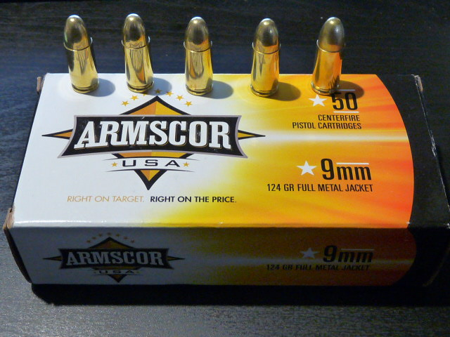 Armscor 9mm Ammunition Sofrep