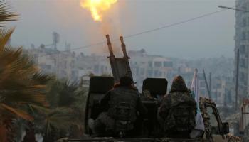 Russia, Turkey: US supporting Syria 'terrorist' groups