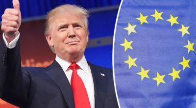 Why is Europe freaking out about Trump?