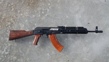 Inside the AK-47: A look at simplicity and reliability