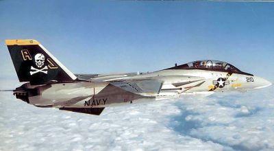 Today in Aviation History: 1970 – First Flight Grumman F-14 Tomcat