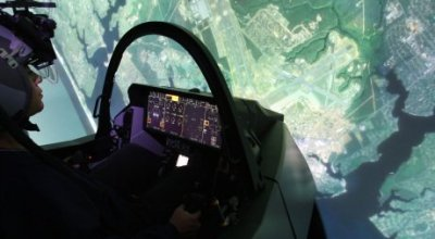 Watch: Inside look at the F-35 Flight Simulator!