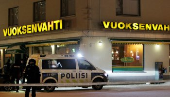 Gunman kills a local politician and two reporters in Finland