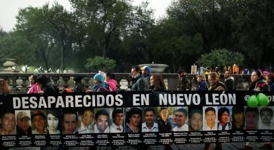 Six severed heads found during Christmas Day violence in Mexico