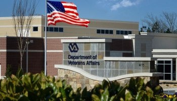 It took losing sight in one eye to see the VA in a different light: A Marine at the Atlanta VA