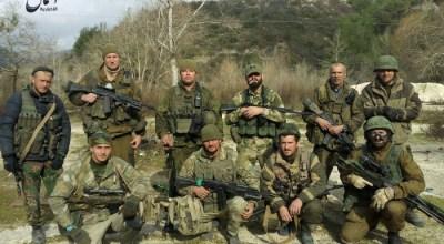 ChVK Vagner: Russian mercs in Syria