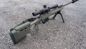 Building a custom precision rifle – part three