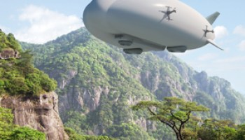 Watch: Lockheed Martin's Hybrid Airships! Will Airships Soon Fill the Skies?