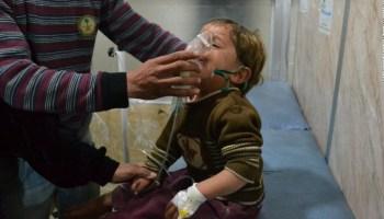 US levies sanctions against Syria for using chemical weapons on their own people