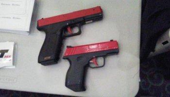 Sirt Pocket Pistol: Train Small, Miss Small