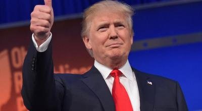 It's official: Donald Trump is the 45th president of the United States