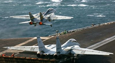 Watch: Take 2 Minutes and Remember the Mighty F-14 Tomcat!