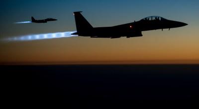ISIS Air War Cost Reaches $11 Billion