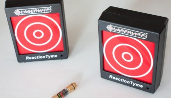 LASERLYTE REACTIONTYME TRAINING SYSTEM: UPPING YOUR DRY-FIRE GAME