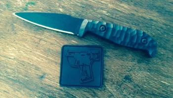 Sentinel Gear   Mk3 concealable fixed blade