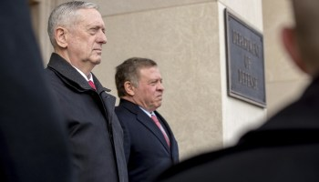 North Korea at the top of the agenda as Mattis heads to Seoul