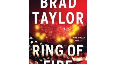 Book Excerpt: 'Ring of Fire' by Brad Taylor