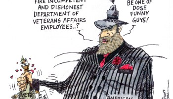 The American Federation of Government Employees (AFGE): Protecting America's veterans from actually receiving care