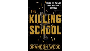 Inside the world's deadliest sniper program, exclusive excerpt from 'The Killing School'