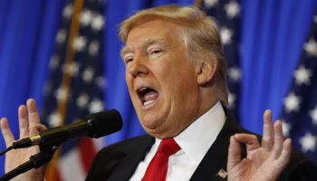 The age of Trump begins Friday amidst the clouds of controversy