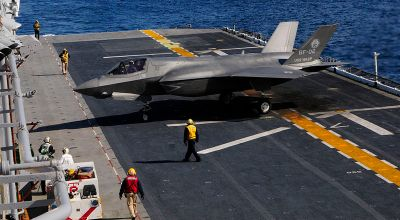 Report: F-35 Months Behind Schedule on Final Operational Testing – Pentagon Draft Misleading