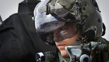 F-35's $400k Helmet – Is the 'Green Glow' Blinding Pilots?