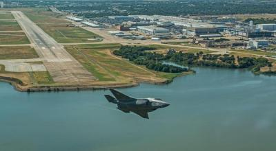 NAS Joint Reserve Base Fort Worth, Texas May Be First F-35 Reserve Base