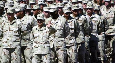 Pentagon announces they will pay back CA Soldiers who had enlistment bonuses recouped