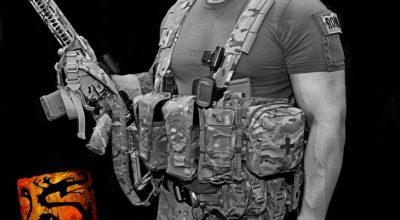 Special Operations Gear | RECCE/SNIPER Chest Rack