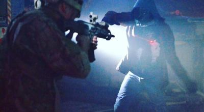 Get trained and equipped by former Special Operations Forces…to kill zombies!