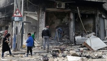 Russian airstrike accidentally kills 3 Turkish soldiers in Syria