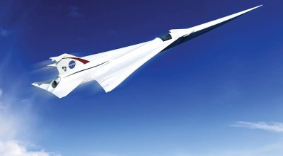 NASA Wants a New Supersonic X-Plane Demostrator Flying by 2020!