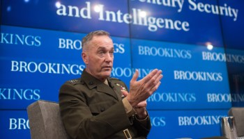 Chairman of the Joint Chiefs of Staff: Russia is an