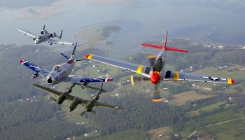 Air Force Heritage Flight Foundation - Bringing History to Life!