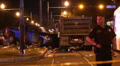 Drunken driver injures 28 at New Orleans Mardi Gras parade